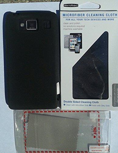 motorola-droid-razr-xt907-m-black-jelly-skin-cover-accessory-pack