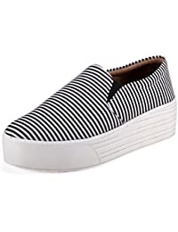 Steemo Women's Canvas Sneakers