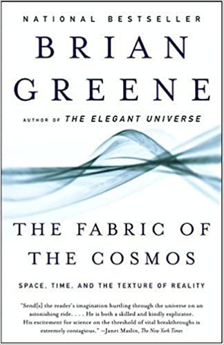Physics e book collection the fabric of the cosmos for Fabric of space time explained