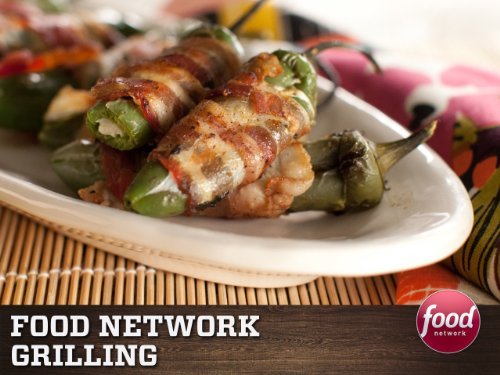 Food Network Grilling Volume 2
