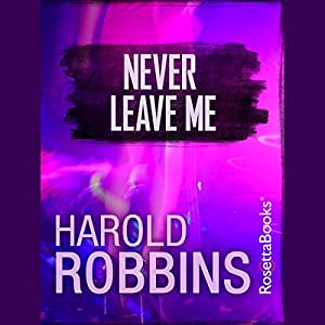 Never Leave Me Audiobook