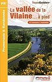 echange, troc Isabelle Lethiec - La vallée de la Vilaine...à pied : 35 promenades & randonnées
