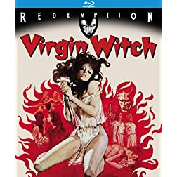 Virgin Witch (Remastered Edition) [Blu-ray]