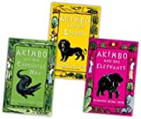 Alexander McCall Smith Alexander McCall Smith Akimbo Collection 3 Books Set (Akimbo and the Crocodile Man, Akimbo and the Lions, Akimbo and the Elephants)