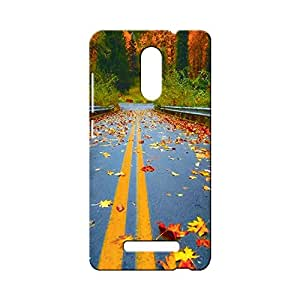 BLUEDIO Designer 3D Printed Back case cover for Xiaomi Redmi Note 3 / Redmi Note3 - G7326