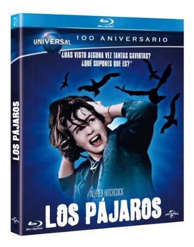 Los Pájaros - Edición Realidad Aumentada [Blu-ray]