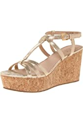 kate spade new york Women's Tropez Wedge Sandal