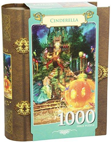 MasterPieces Cinderella Book Box Jigsaw Puzzle
