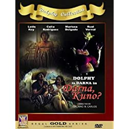 Darna Kuno- Philippines Filipino Tagalog DVD Movie