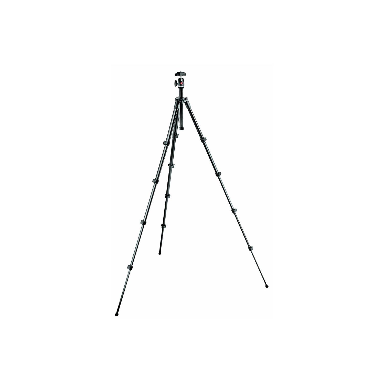 Manfrotto MKC3-P01 trepied pour appareil photo avec rotule/t