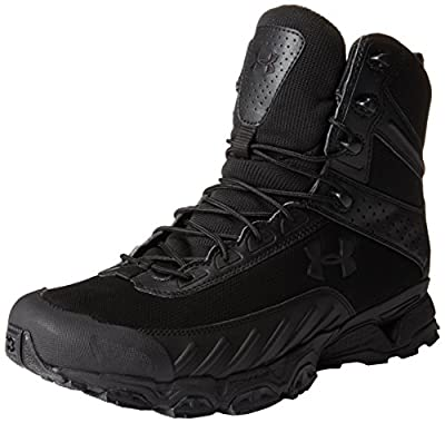 Under Armour Men's UA Valsetz Side Zip Tactical Boots