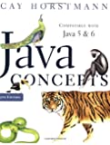 Java Concepts, Compatible with Java 5 and 6, 5th Edition