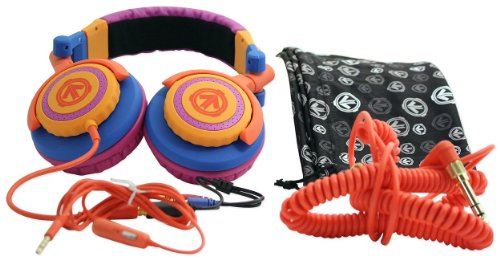 Brand New Aerial7 Tank Graffiti Mp3, Ipod, Iphone, Skype, Dj Headphones With In-Line Microphone