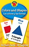 Los Colores y las Formas / Colors And Shapes (Brighter Child Flash Cards)