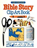 img - for The Complete Bible Story Clip Art Book book / textbook / text book