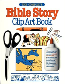The Complete Bible Story Clip Art