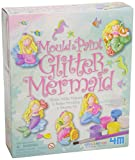 Mould & Paint Glitter Mermaid Plaster Kit