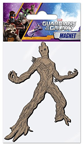 Marvel Groot Soft Touch PVC Magnet - 1