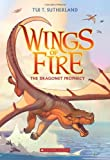 img - for Wings of Fire Book One: The Dragonet Prophecy book / textbook / text book