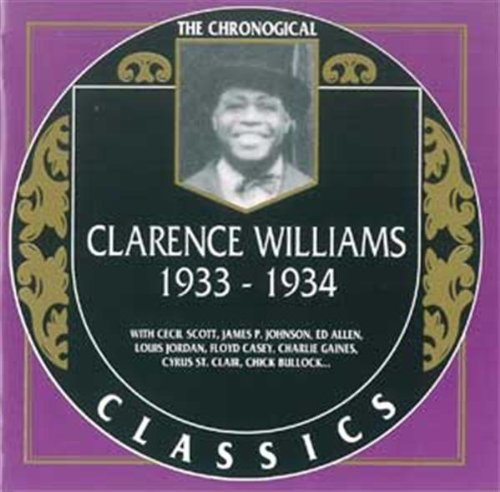 1933-34 by Clarence Williams