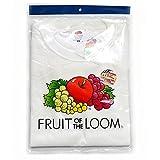 FRUIT OF THE LOOM(フルーツオブザルーム) 2 Pack Tee WHT/WHT fruitoftheloom66129 サイズL 色WHT/WHT