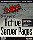 img - for Working With Active Server Pages book / textbook / text book