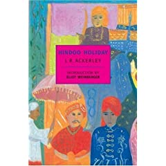 Hindoo Holiday (New York Review Books Classics)