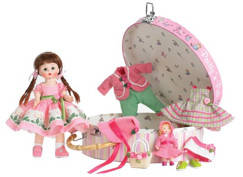 Pretty in Pink Trunk Set - Buy Pretty in Pink Trunk Set - Purchase Pretty in Pink Trunk Set (Madame Alexander, Toys & Games,Categories,Dolls,Playsets)
