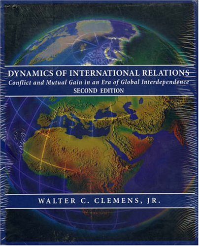 Dynamics of International Relations: Conflict and Mutual...
