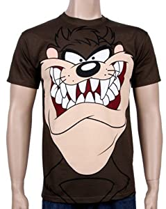 Tasmanian Devil Brown new T-Shirt, GR.M