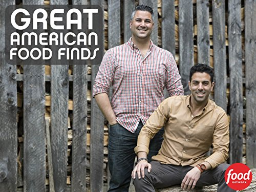 Great American Food Finds Season 1
