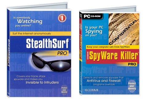 Spyware Killer Pro/StealthSurf Pro Bundle
