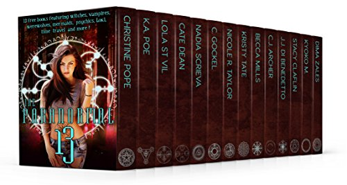 The Paranormal 13 (13 free books featuring witches, vampires, werewolves, mermaids, psychics, Loki, time travel and more!): Boxed Set (Free Fantasy compare prices)