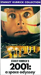 2001: A Space Odyssey [VHS]