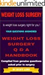 Weight Loss Surgery Questions and Ans...
