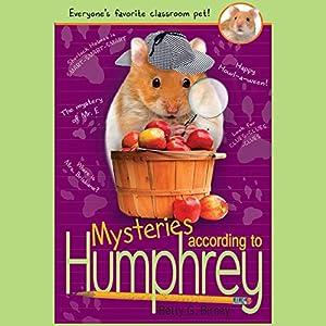 Mysteries According to Humphrey Audiobook