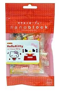 nanoblock kawaiiシリーズ ハローキティ NBCC-010