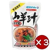 琉球料理シリーズ 山羊汁 500g 3P