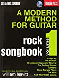 A Modern Method for Guitar Rock Songbook