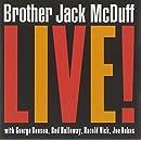 Brother Jack Mc Duff Live!