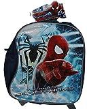 New Toddlers Kids Backpack Lunch Bag Preschool Nursery School Spiderman