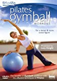 Pilates Gymball (Gym Ball) Workout - Fit for Life Series [DVD] [Reino Unido]