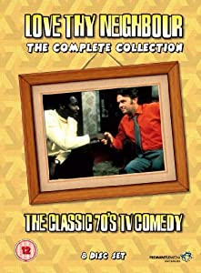 Love Thy Neighbour - The Complete Collection [DVD]