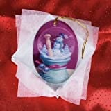 DSS Snowglobe Crystal Ornament