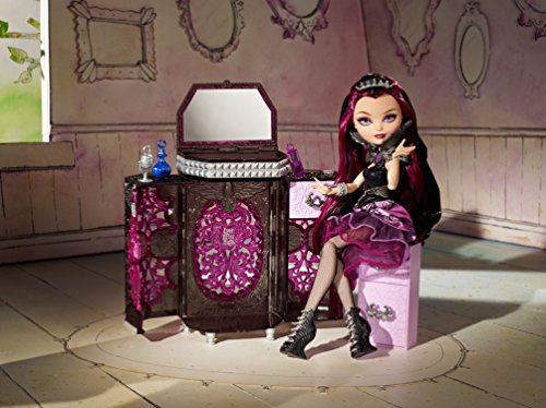 Ever After High Raven Queen's Jewelry Box Home Garden Decor Decorative Bottles