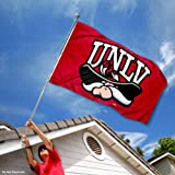 514NJ2mHYaL. SL160 UNLV Runnin Rebels Nevada Las Vegas University Large College Flag Reviews