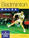 Badminton Rules (Play the Game)