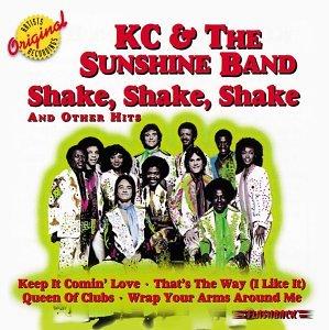 KC and The Sunshine Band - Shake, Shake, Shake and Other Hits - Zortam Music