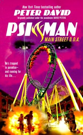 Image for Psi-Man 03: Main Street D.O.A. (Psi-Man)
