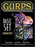 GURPS Basic Set: Characters, Fourth Edition (1556347294) by Jackson, Steve